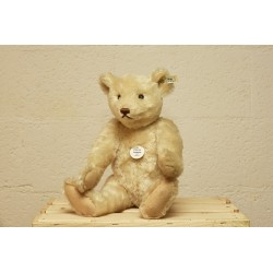 Teddy bear 1921 White, collection teddy bear for sale Steiff