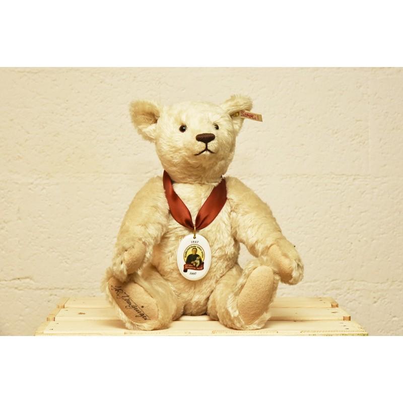 Ours Teddybear 150 Jahre, ours de collection à vendre de la marque Steiff