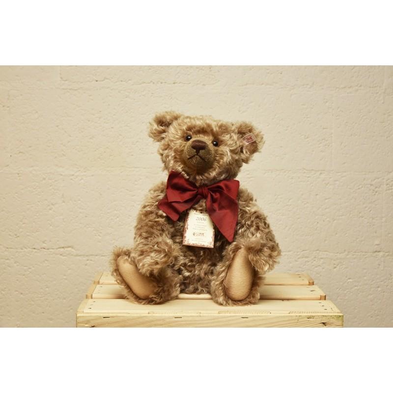 Ours British Collector's 2006, ours de collection à vendre de la marque Steiff, teddy bear Steiff