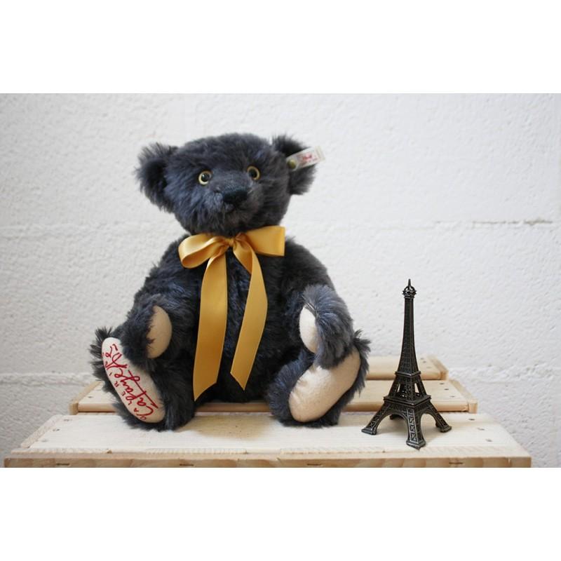 Teddy bear Tour Eiffel Galeries Lafayettes, collection teddy bear Steiff