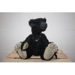 Teddy bear Mischiko - Sternchen-Bären