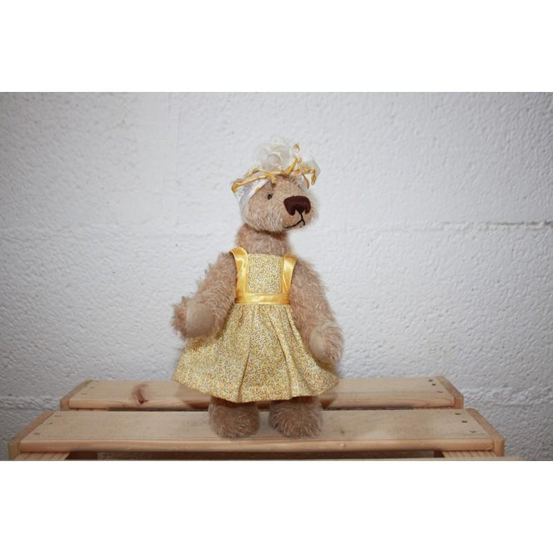 Ours Gwendolyn, ours de collection à vendre de la marque Just for you