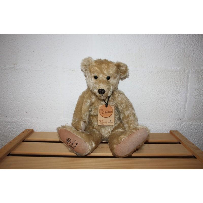 Ours Charles, ours de collection à vendre de la marque Robin Rive