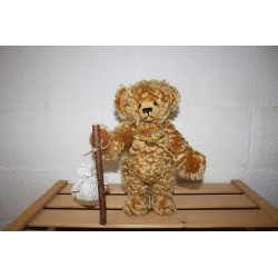 Marius, collection teddybear for sale of the Swiss artist Ruth's Teddy