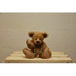 Ours Lucy, ours de collection à vendre de la marque Gizmo Bear