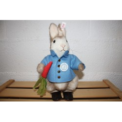 Peter Rabbit of Beatrix Potter, collection piece of Steiff