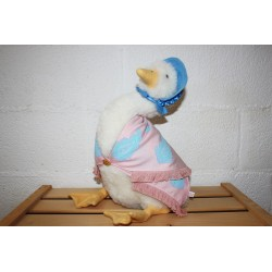 Jemina Puddle-duck of Beatrix Potter, collection piece of Steiff