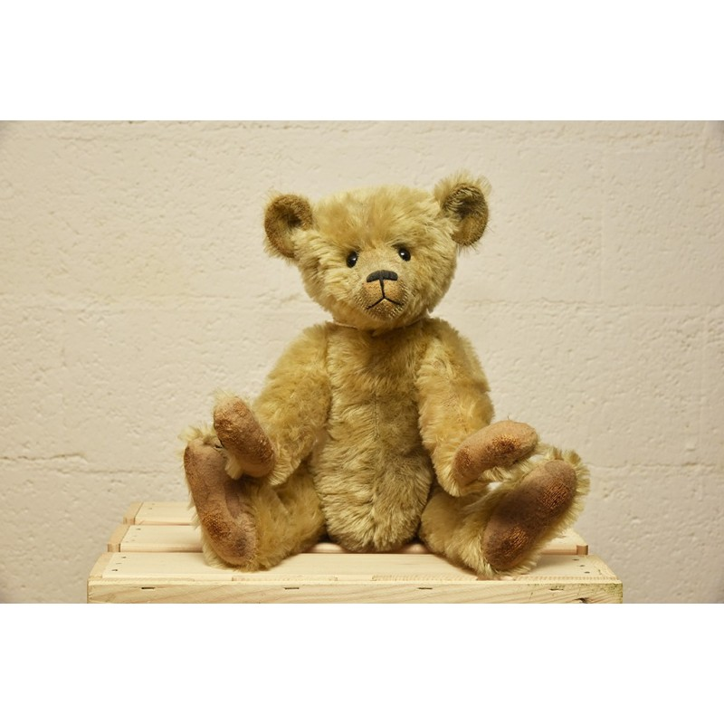 Ours Rolf, ours de collection à vendre de la marque Pitter Bear