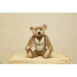 Ours Richard Steiff, ours de collection à vendre de la marque Steiff, idée cadeau ours de collection