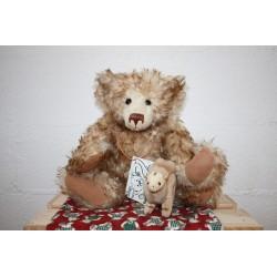 Ours Wuschl, ours de collection à vendre de la marque R. Hanish