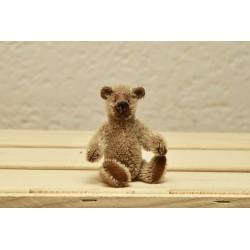 Ben, ours de collection, teddy bear de la marque Gizmo Bear