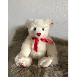 Ours Tricolore Galeries Lafayettes, ours de collection à vendre de la marque Steiff