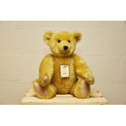British Collector's 2001, collection teddy bear for sale Steiff