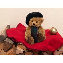 Teddy Bär Scottish Teddy Bear 1999, Kollektion Teddy Bär von der Marke STEIFF zu verkaufen