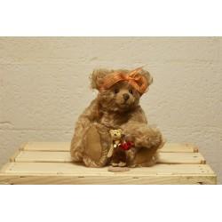 Grace - ours de collection de la marque HM Bears, ours pour collectionneur