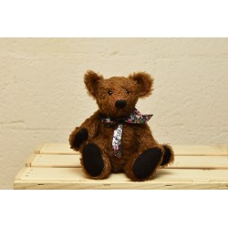 Albert, collection teddy bear for sale Jill Golding