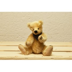 Teddy bear Lutz 1, collection teddy bear for sale Gaby Schlotz