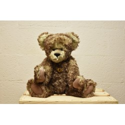 Ours-de-collection.ch | Wellingron, teddy bear for sale of Ruth's Teddy