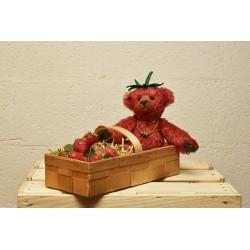 Teddy bear Erdbaer, collection teddy bear for sale of Ruth's Teddy