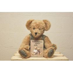 Dandy, collection teddy bear for sale Ruth's Teddy, vintage teddy bear