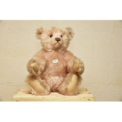 Teddybaer 1927 Rosa, collection teddy bear for sale of steiff